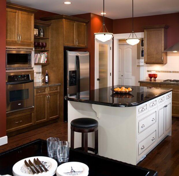 Modern Kitchen Paint Colors Ideas 6 bold & trendy kitchen paint color ideas