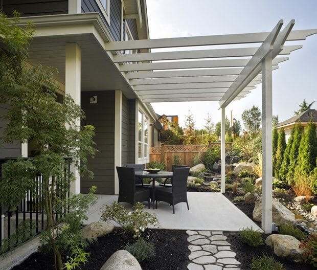 Back Porch Ideas Designs For Small Homes
