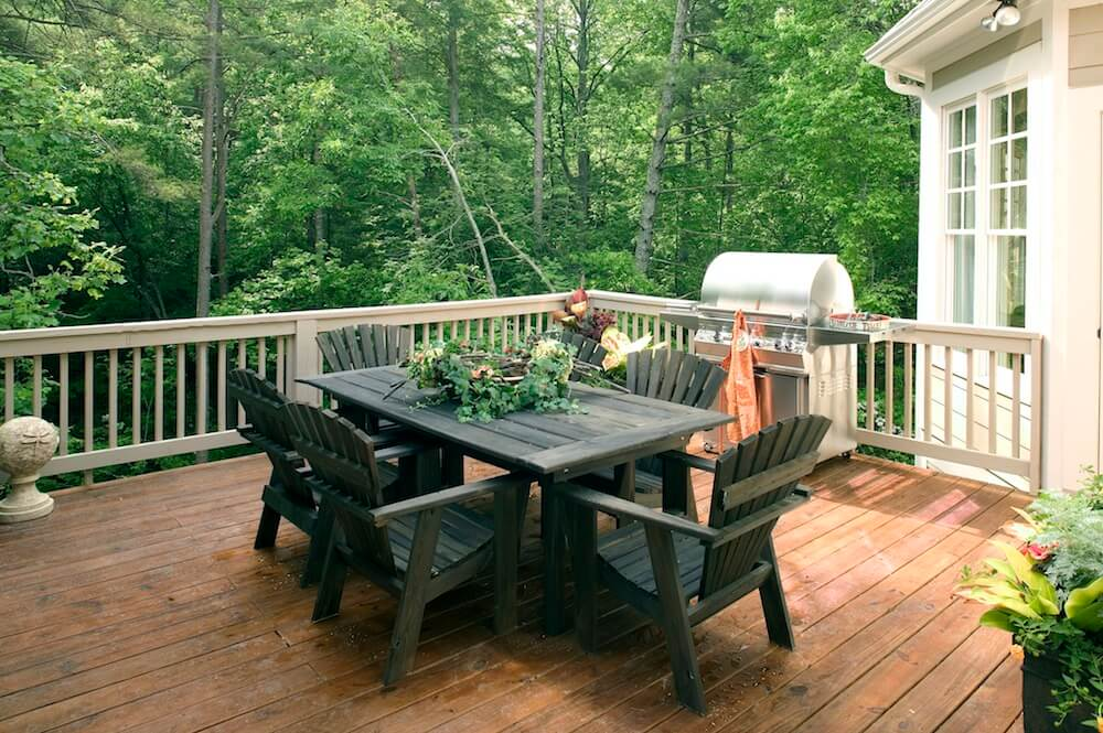 Deck Porch Project Costs