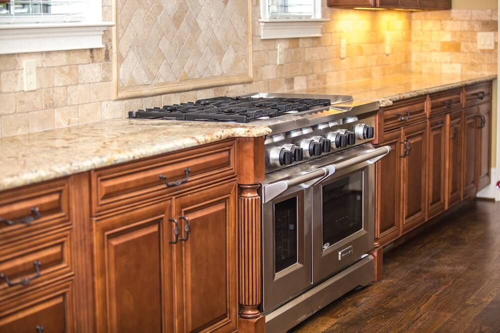 Cost refacing kitchen