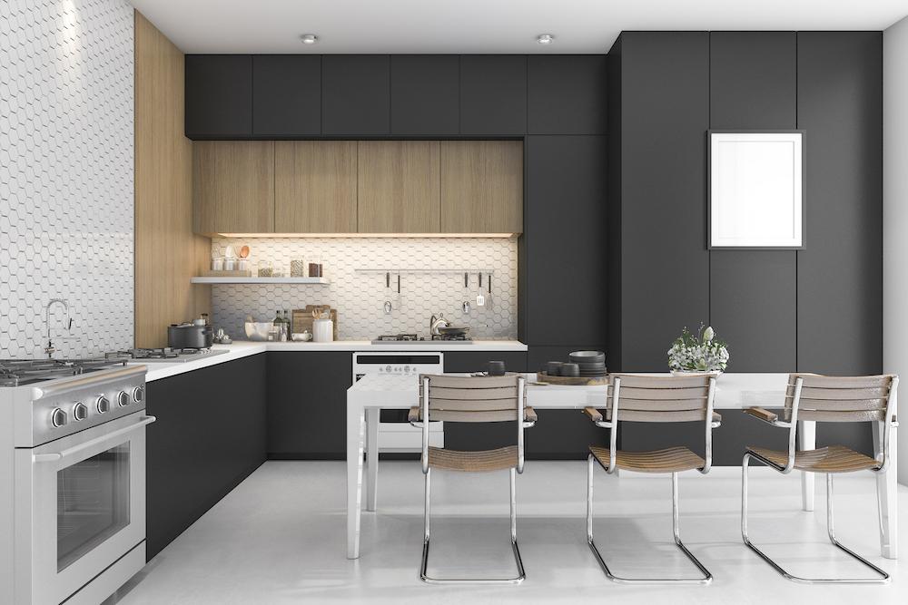 Matte Black Cabinet Trends 2019