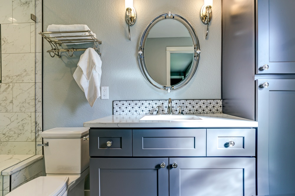 Awe Inspiring 2019 Bathroom Trends Bathroom Remodeling 2019 Beutiful Home Inspiration Xortanetmahrainfo