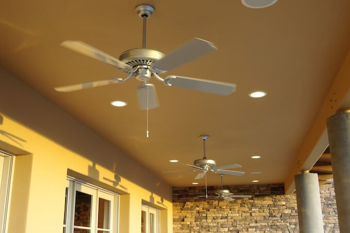 How To Install A Ceiling Fanquotwiringquot Youtube