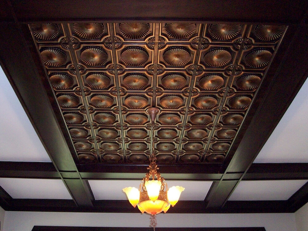 2018 Tin Ceiling Cost