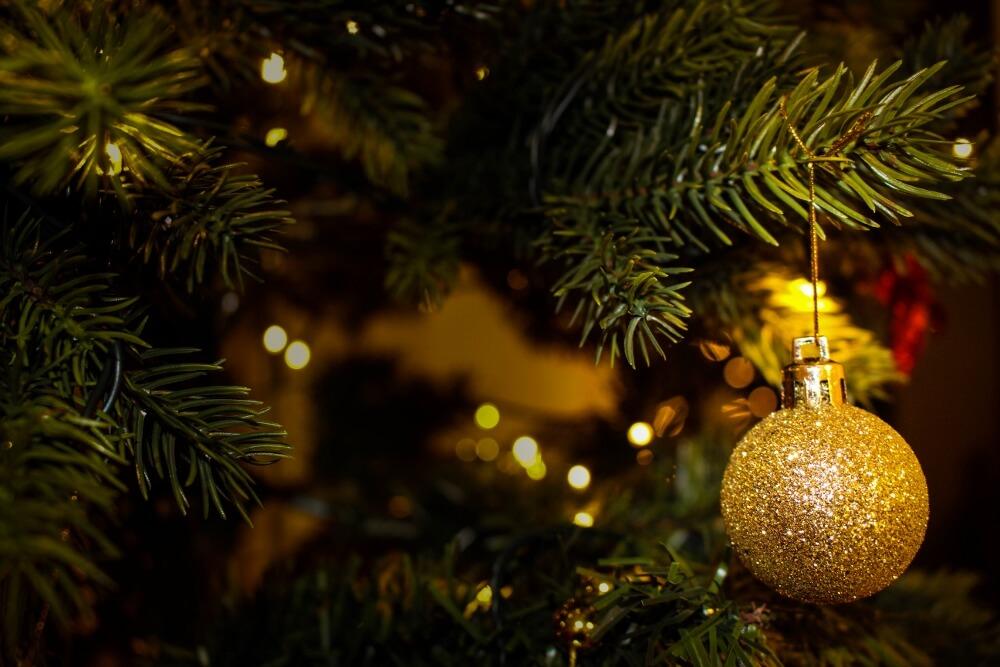 Christmas Tree Hazard