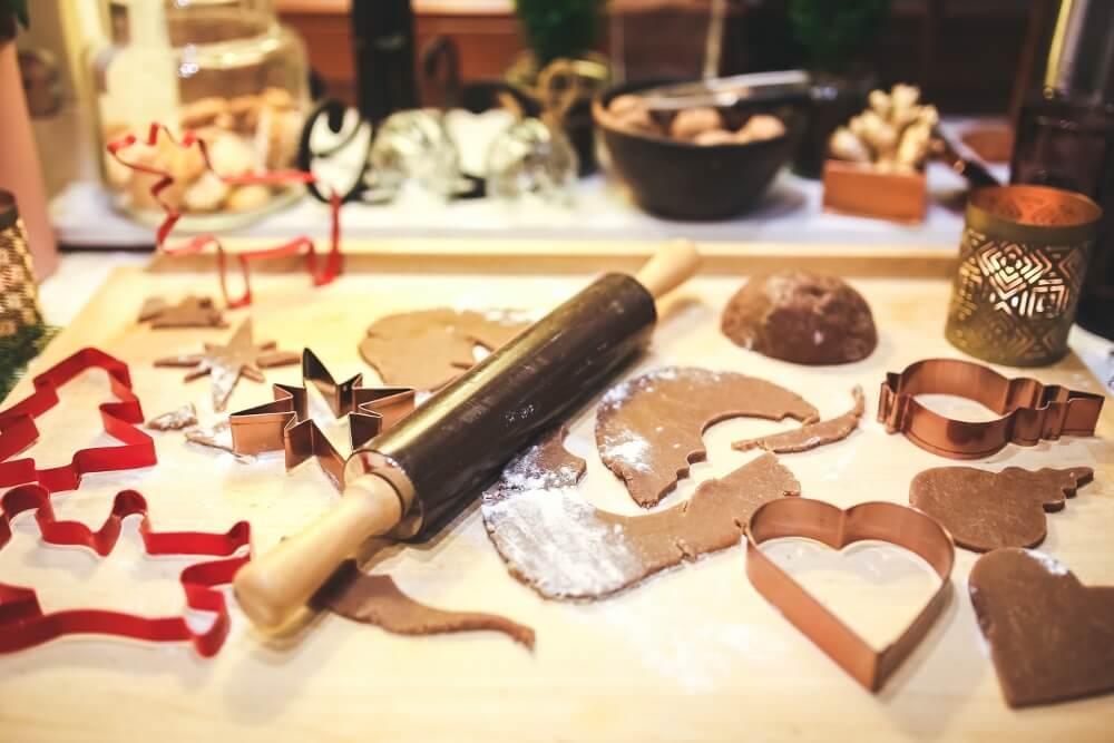 Holiday Baking Hazard