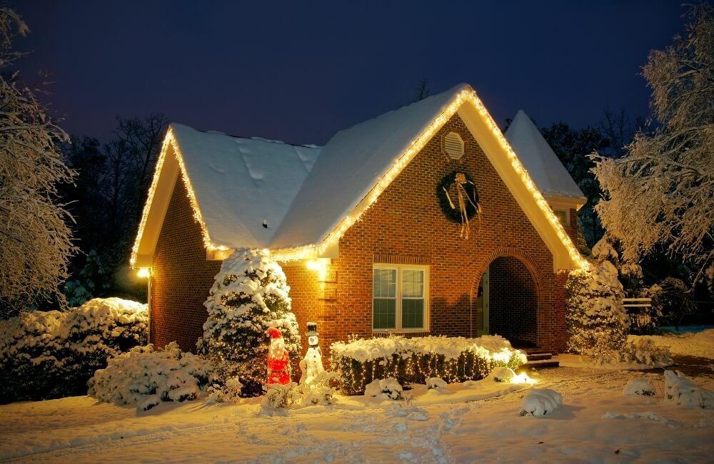 Holiday Lights Hazard