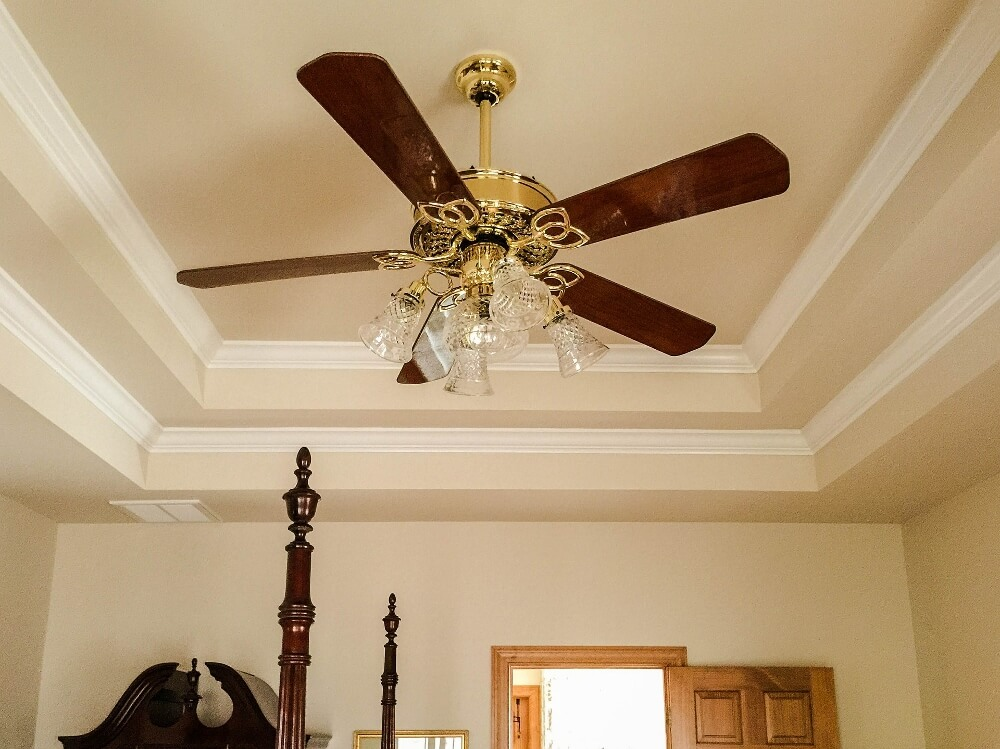 2019 Ceiling Fan Installation Costs | Install Ceiling Fan