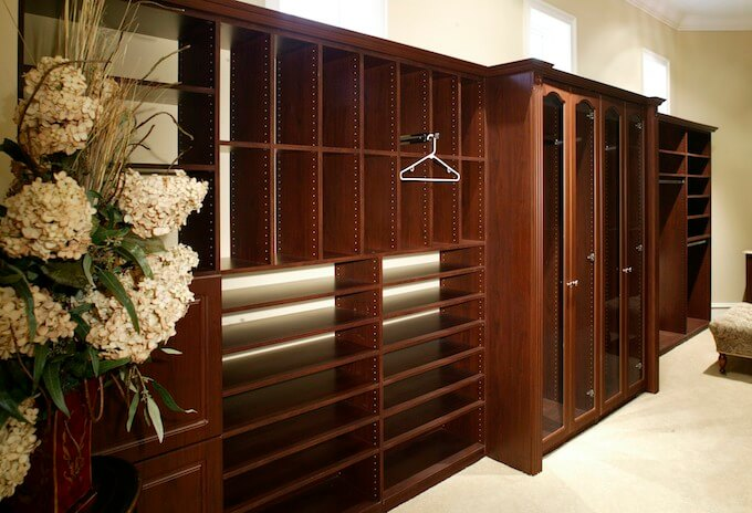 Advantages Of Closet Organizers