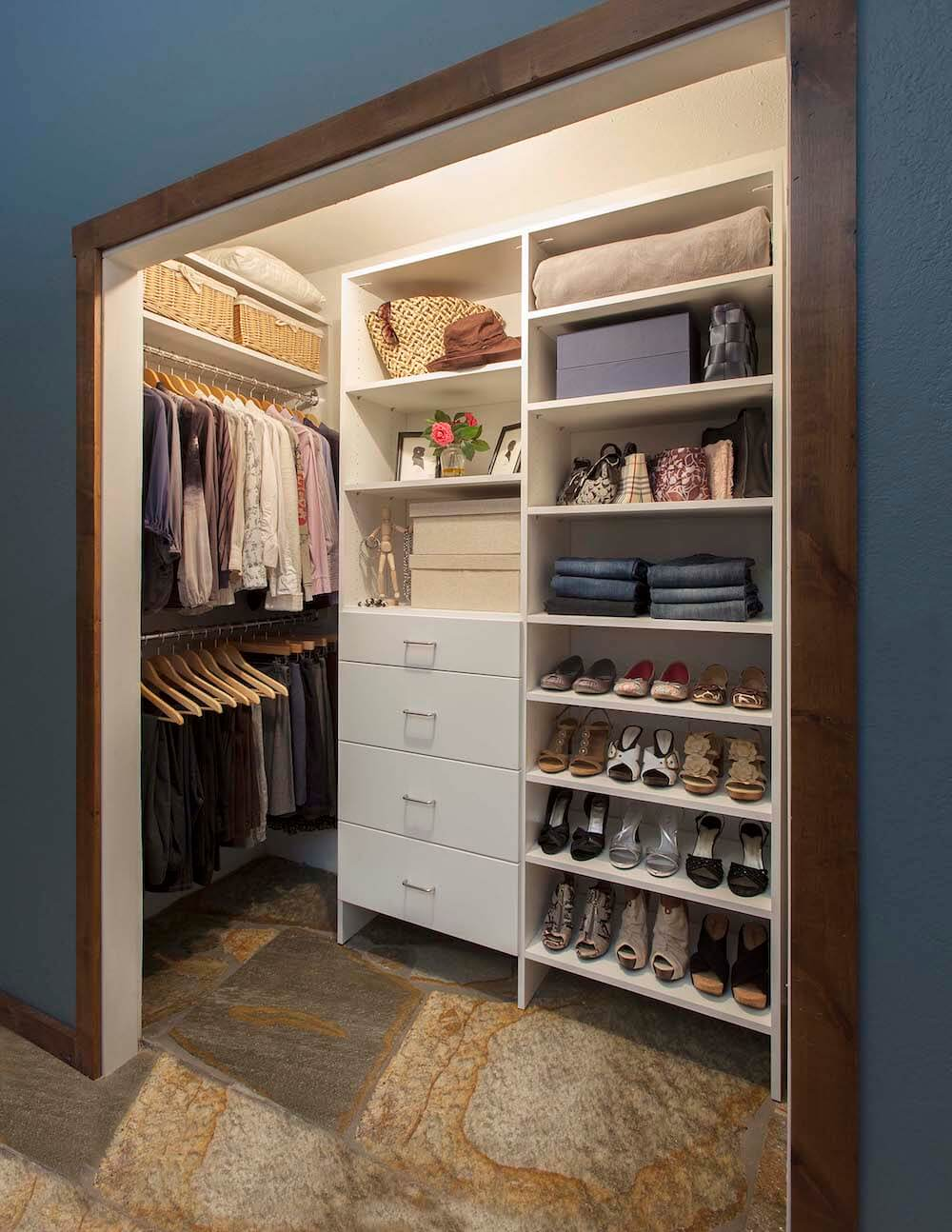 Superbe Walk In Closet