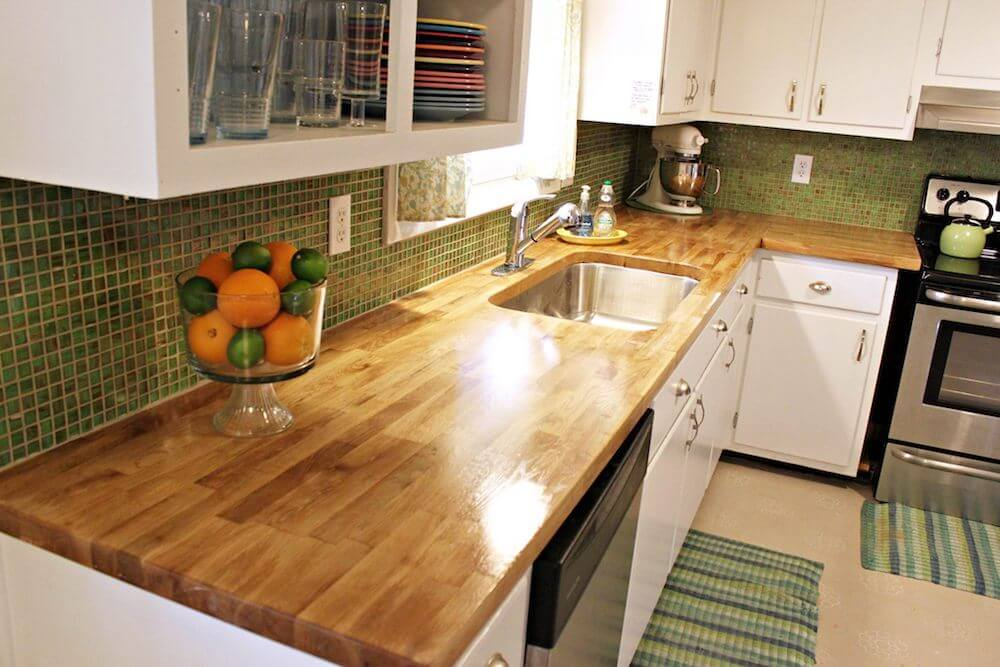 2018 Butcher Block Prices Types Countertop Installation