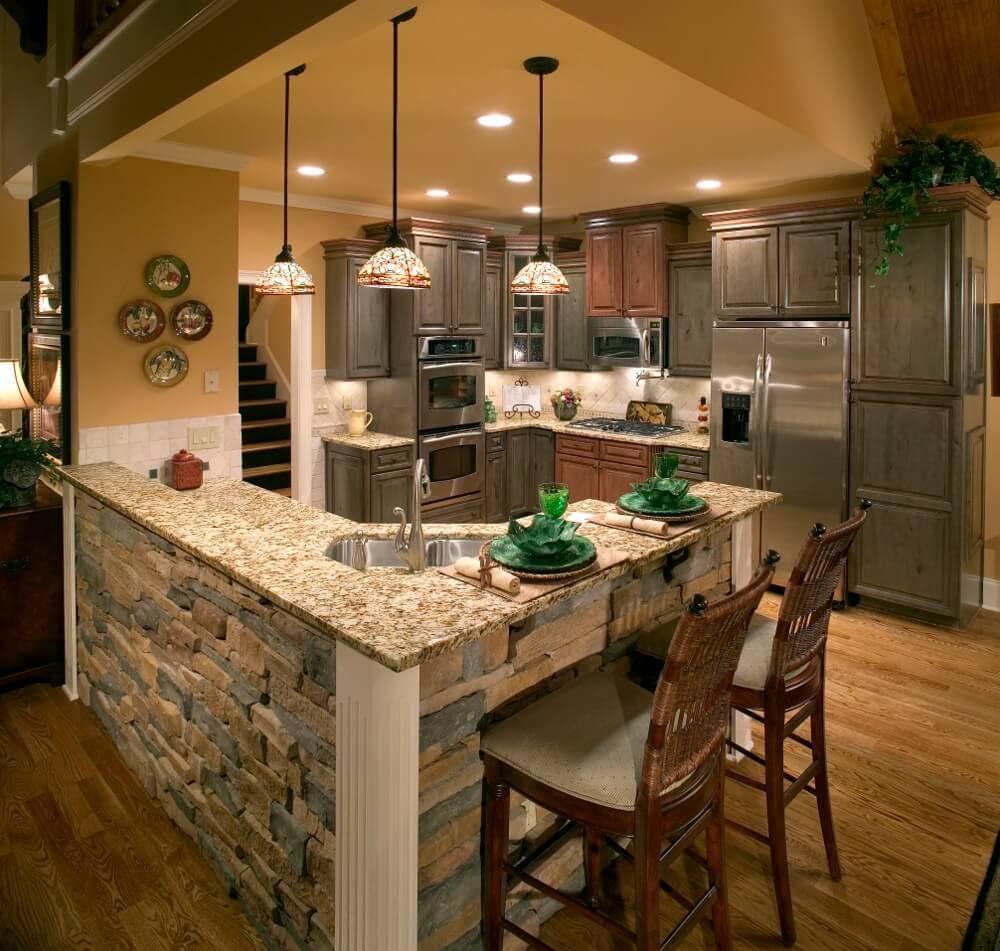 Price Of New Kitchen: Kitchen Countertop Styles