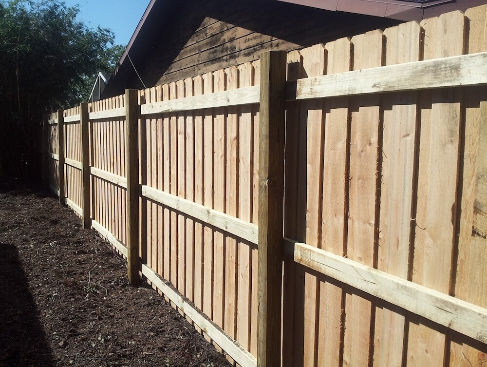 2019 Board On Board Fence Costs | Board On Board Fence Panels Cost