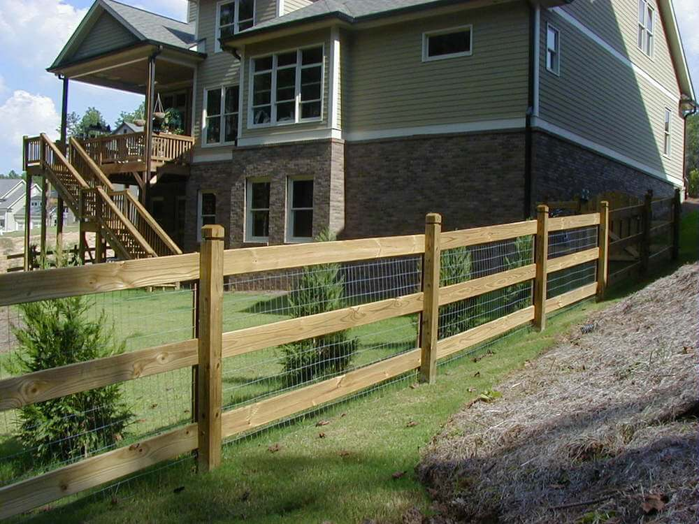 2018 Ranch Fencing Cost Per Foot Farm Fencing Cost