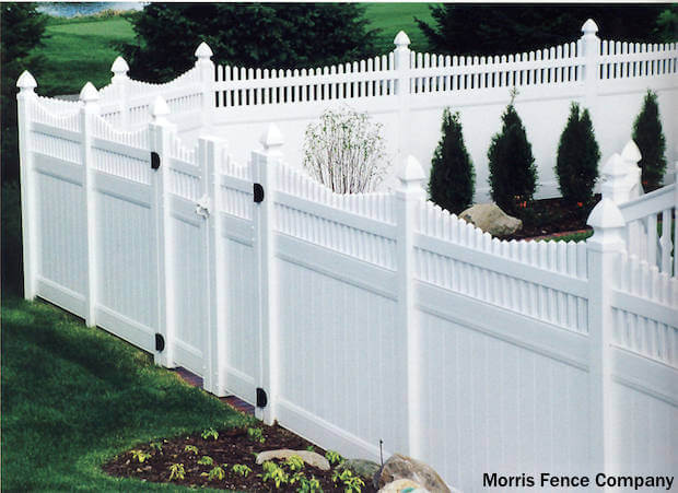 PVC Fencing & 9 Fencing Types | Yard Fencing Options | Fence Styles