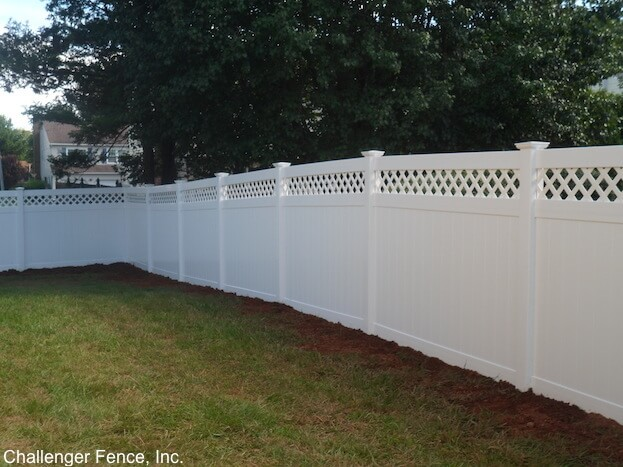 Superieur Privacy Fence