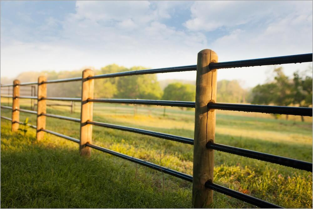 how to make a fence