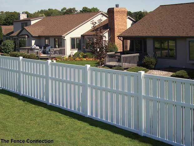 Yard Fencing Options