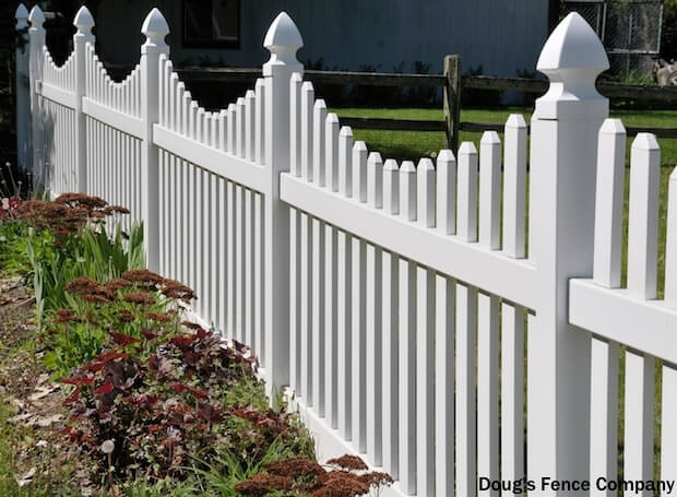 Fencing Types How To Choose The Right Type Of Fence - 5 backyard fence types