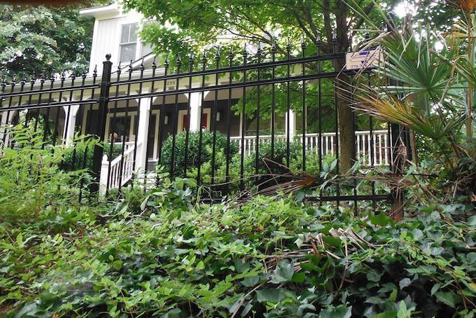 2019 Wrought Iron Fence Cost Average Iron Fencing Prices