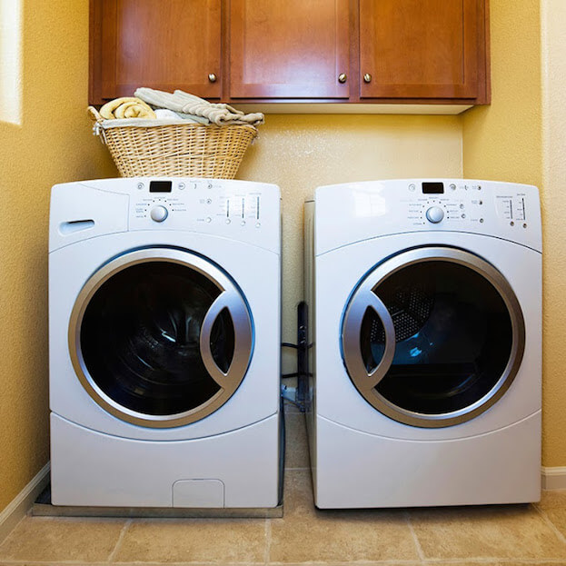 Cleaning Washer & Dryer