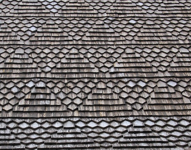 Roof materials roof types shingles roof for Composite roofing