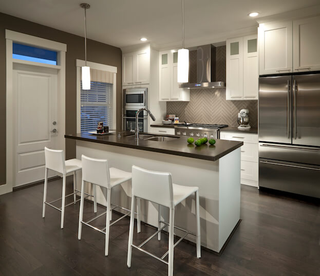 Choosing Kitchen Cabinet Colors: 7 Steps To Choosing The Perfect Colors For Your Kitchen