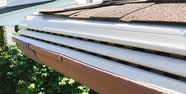Gutter protection breakdown leaf filter gutter guards louver gutter guard solutioingenieria Images