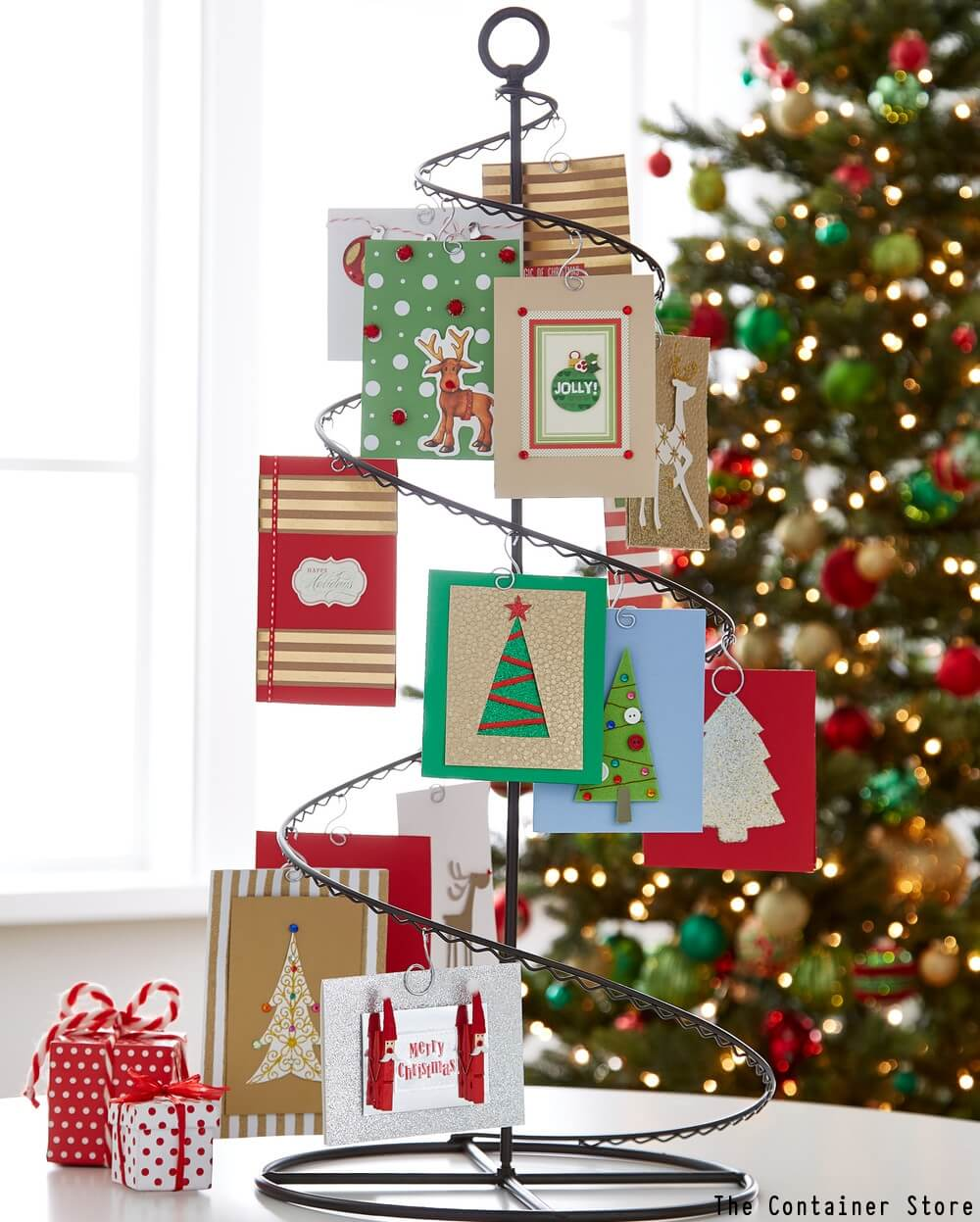 Christmas Card Tree Stand