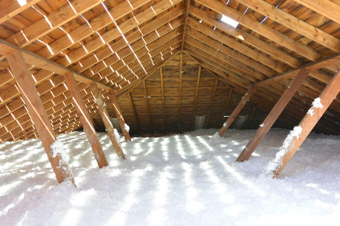 Installing Blown-In Insulation : replace attic insulation cost  - Aeropaca.Org