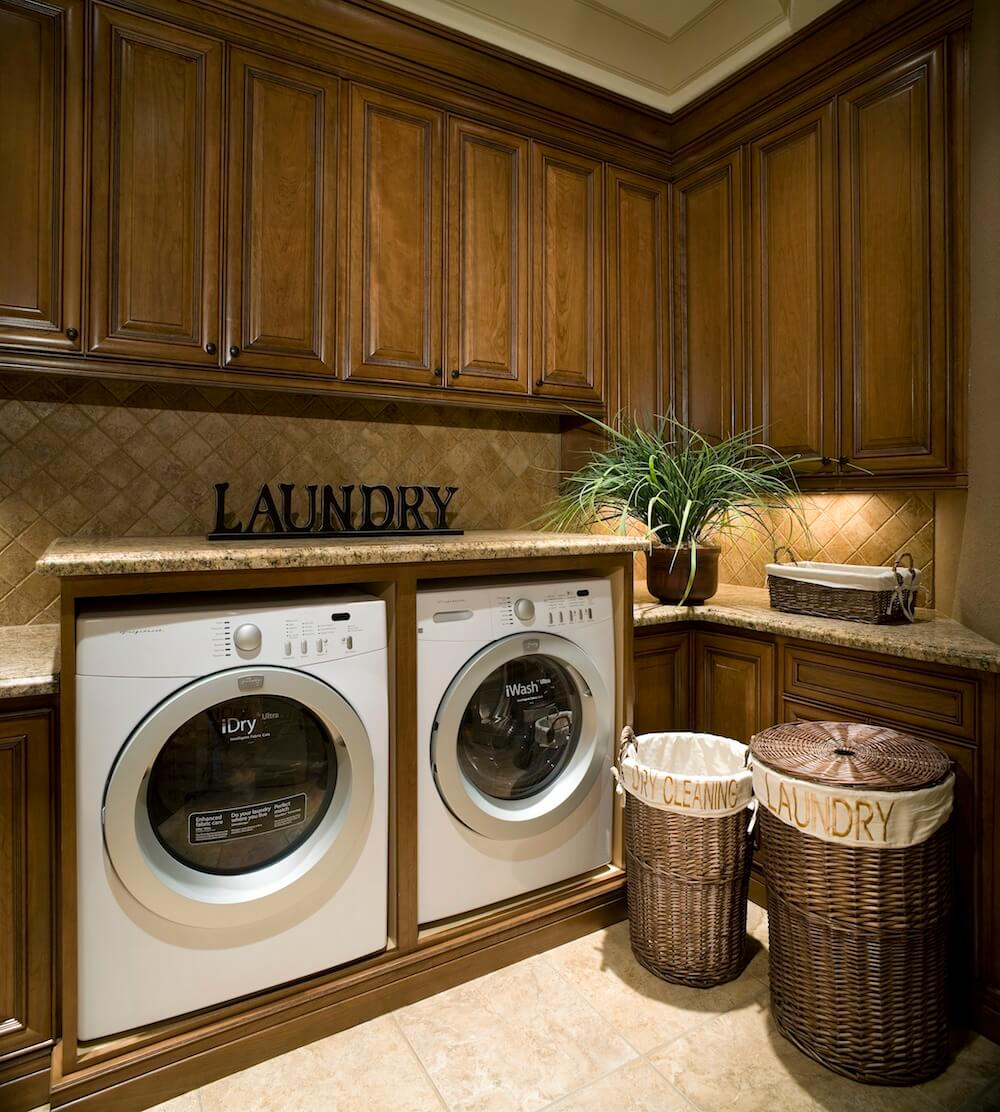 Kitchen Cabinets Cost: 2019 Washing Machine Installation Cost