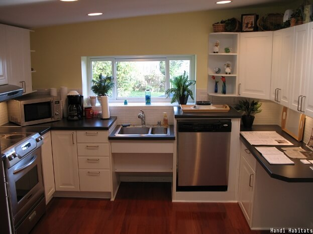 Accessible Kitchen