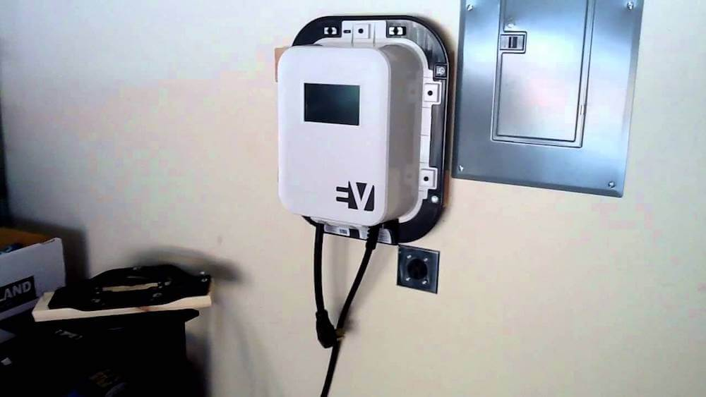 2017 Electric Vehicle Charging Station Cost Install Charger