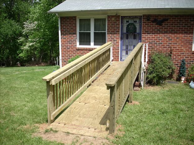 Beau Handicap Ramp Slope
