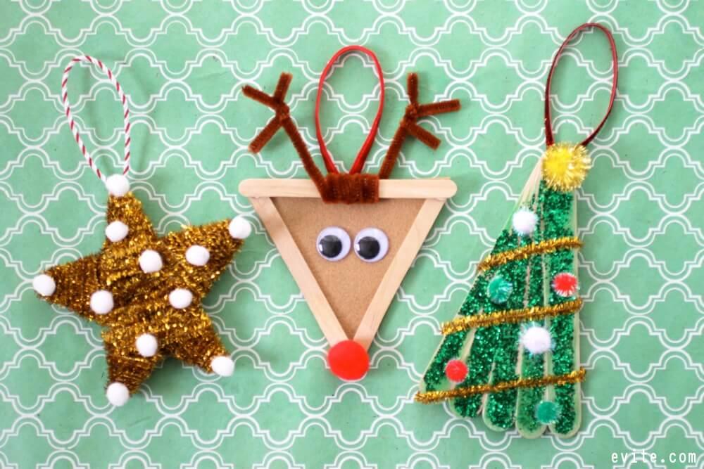 Holiday DIY Kids Crafts