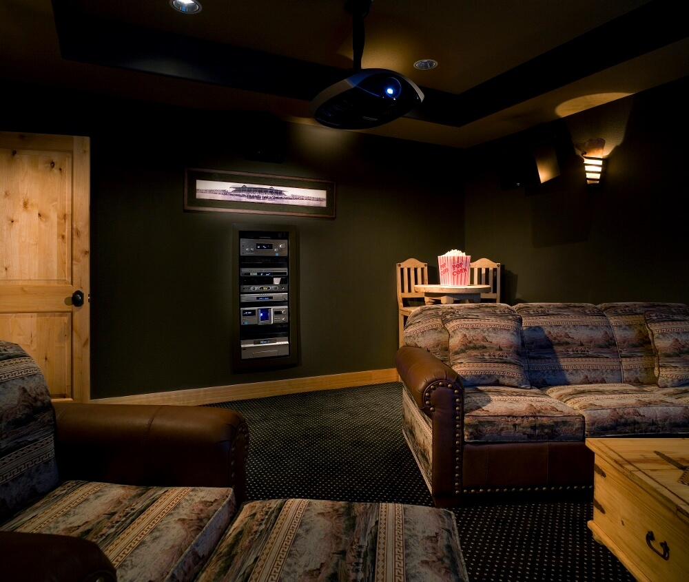 Must-Have Amenities For Your Home Theater