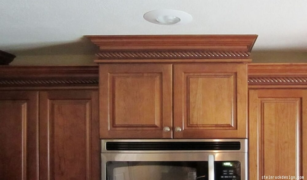 Where Can I Find The Top Trim To Kitchen Cabinets