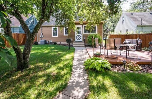 Backyard Deck Estimate