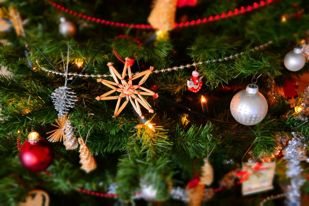 Old And New Ornaments