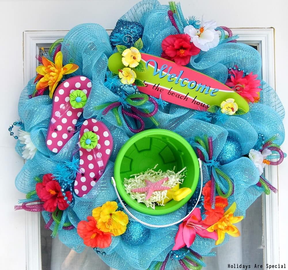 summer wreath ideas - Wreath Ideas