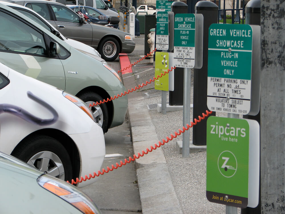 Types Of Car Charging Stations