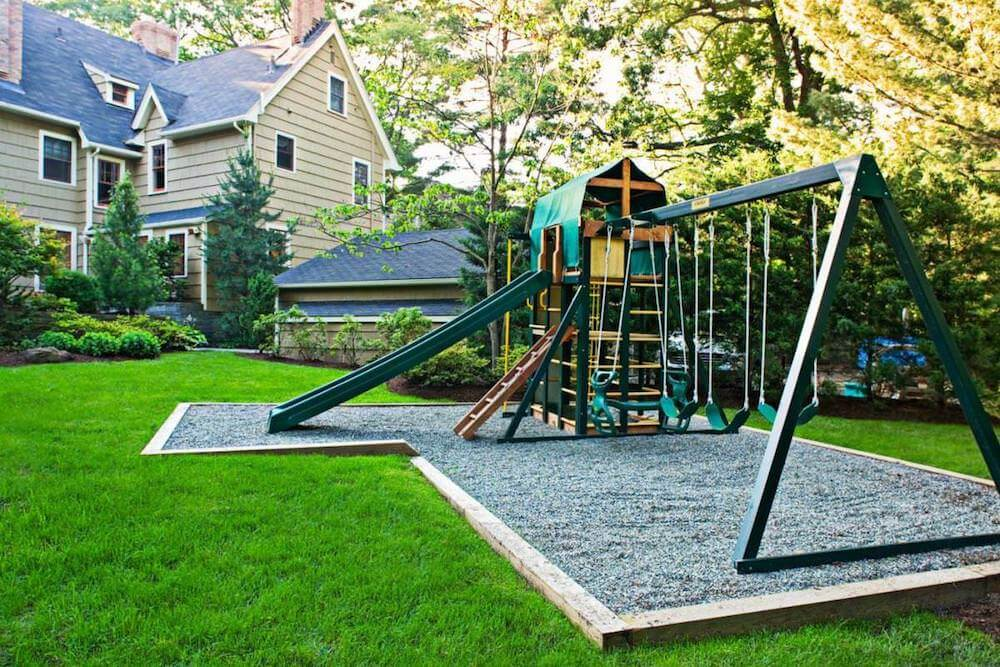2020 Swing Set Playground Installation Cost