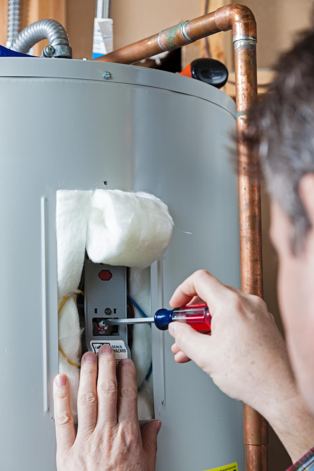 Cost of a water heater - Average Cost To Repair A Water Heater