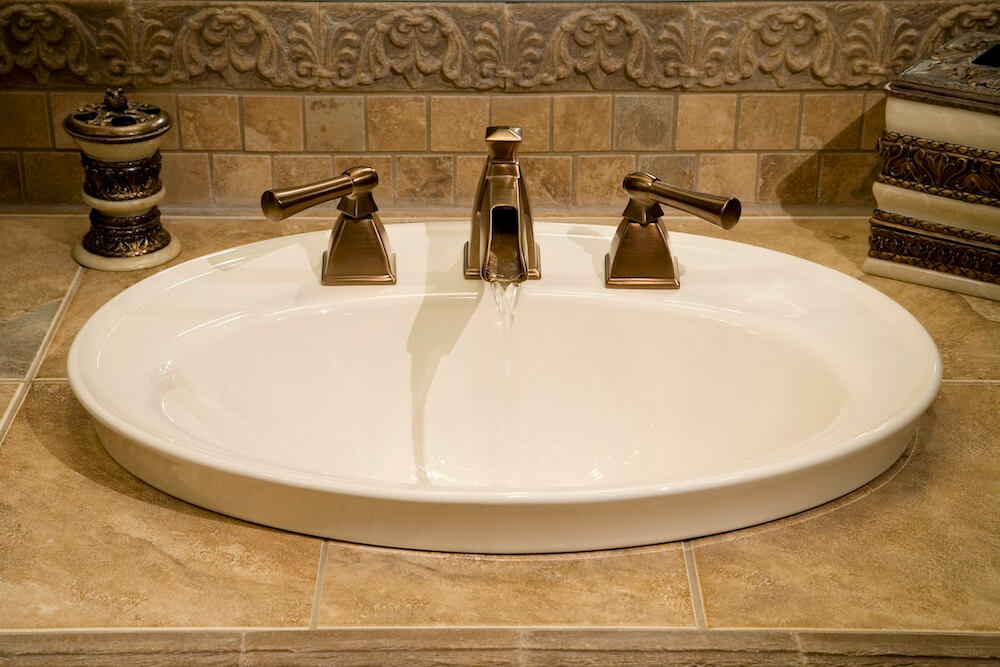 Faucet Installation Cost Cost To Replace Kitchen Faucet - How much to install a bathroom