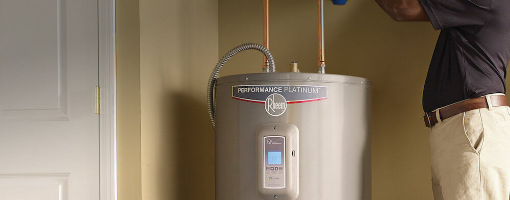 hot water heater repair cost
