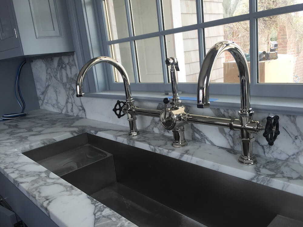 Faucet Installation Cost Cost To Replace Kitchen Faucet - Kitchen faucet installation cost