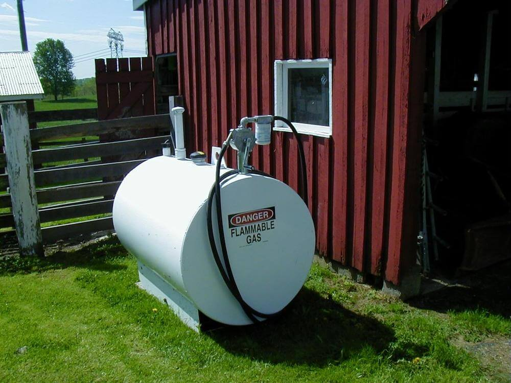 Water Or Oil Tank Installation Cost