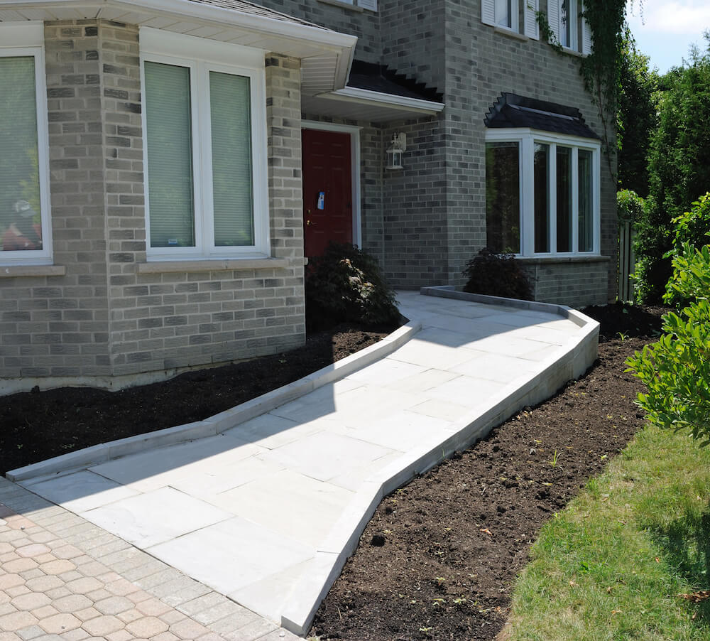 Wheelchair Access Front Door: Handicap Ramp Cost Calculator
