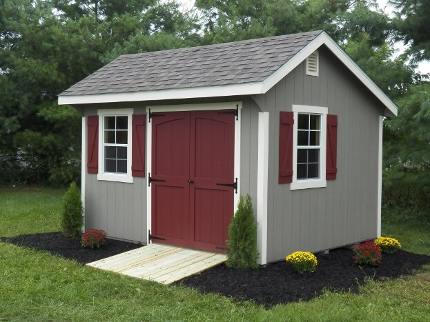 Shed Designs That Stand Out | Garden Shed Ideas | Shed Door