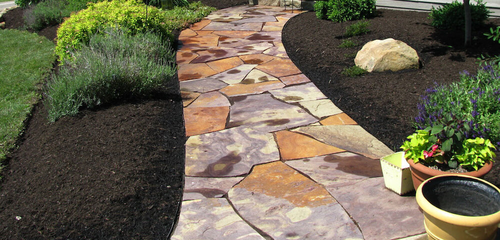 2018 flagstone prices flagstone walkway costs advantages
